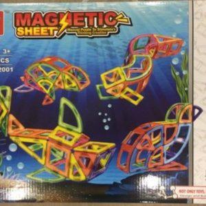 Конструктор магнитный Magnetic LT2001