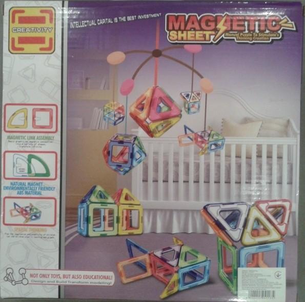 Конструктор магнитный Magnetic LT1001