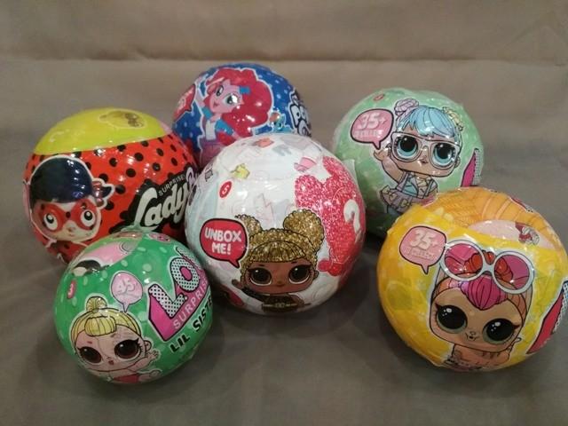 Кукла L.O.L. игровой шар-сюрприз