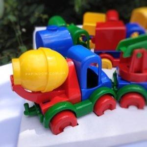 Wader набор машинок авто Kid CarsWader набор машинок авто Kid Cars
