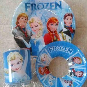 Набор детской посуды Холодное сердце