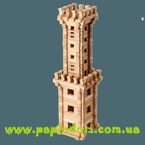 Конструктор из дерева Башня