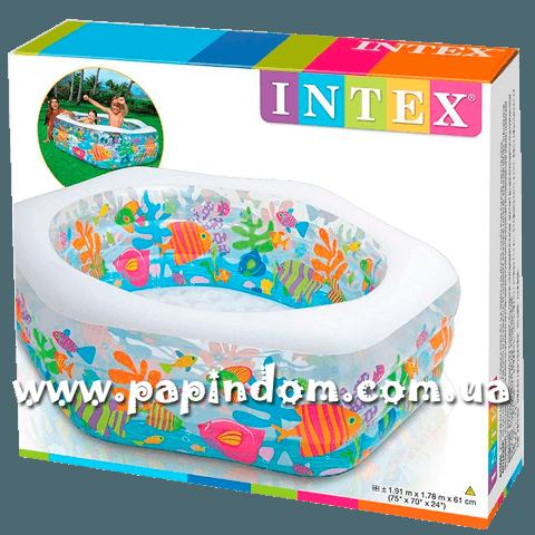 Детский надувной бассейн Intex 56493