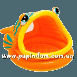 Детский надувной бассейн Intex 57109