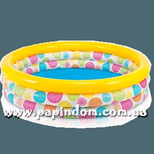 Детский надувной бассейн Intex 58449
