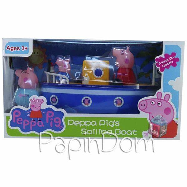 Кораблик свинки Пеппы