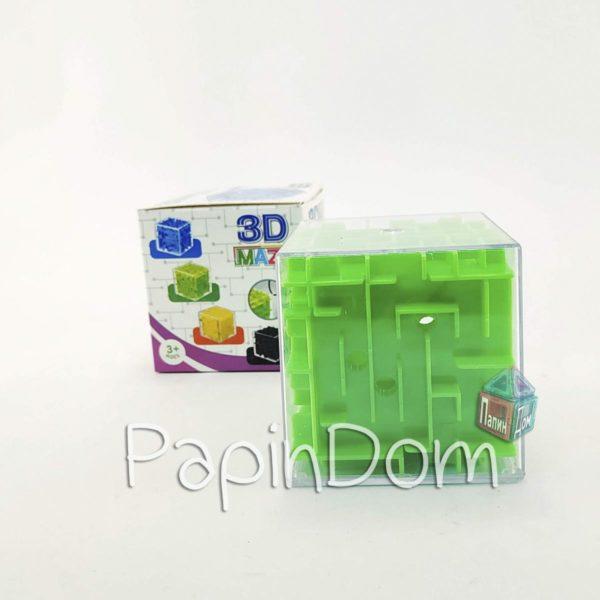 Кубик-лабиринт 3Д куб