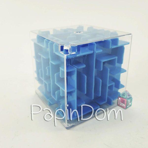 Кубик-лабиринт 3Д куб, головоломка 1