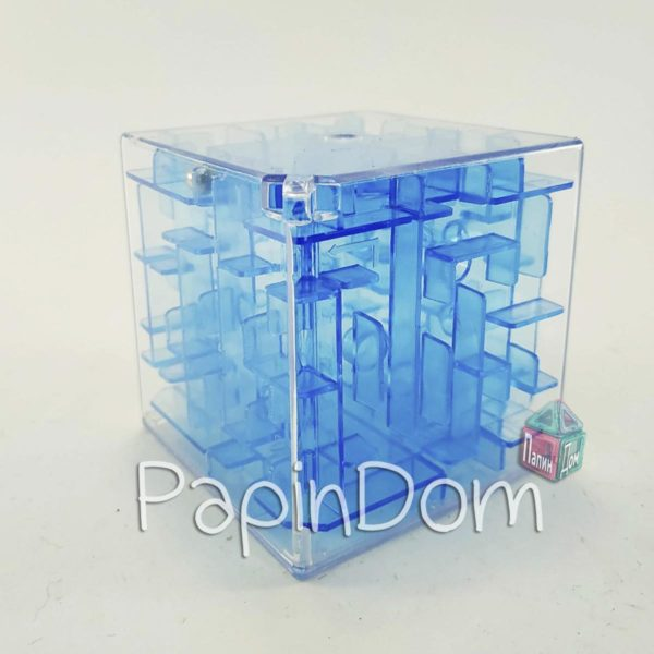 Кубик-лабиринт 3Д куб, головоломка 2