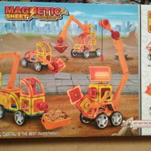 Конструктор магнитный Magnetic LT6001