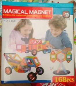 MagicalMagnetic 168деталей