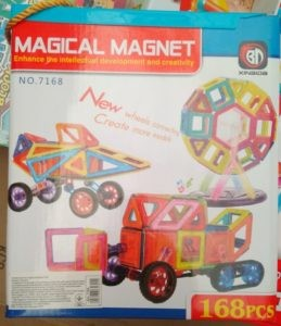 MagicalMagnetic 168деталей