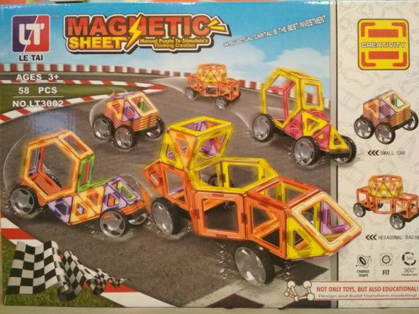 Конструктор магнитный LT3002 Magnetic