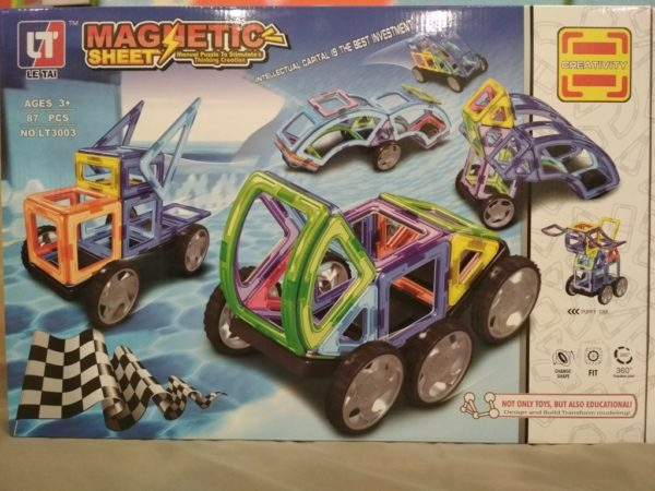 Конструктор магнитный LT3003 Magnetic