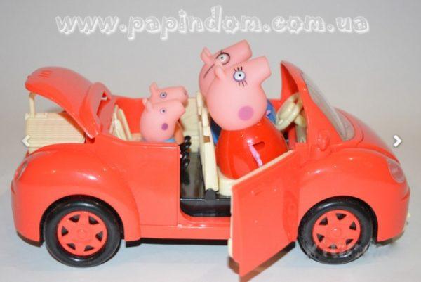 Peppa Pig Машинка для пикника Свинка Пепа