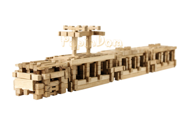 Конструктор из дерева Оборонительные Стены