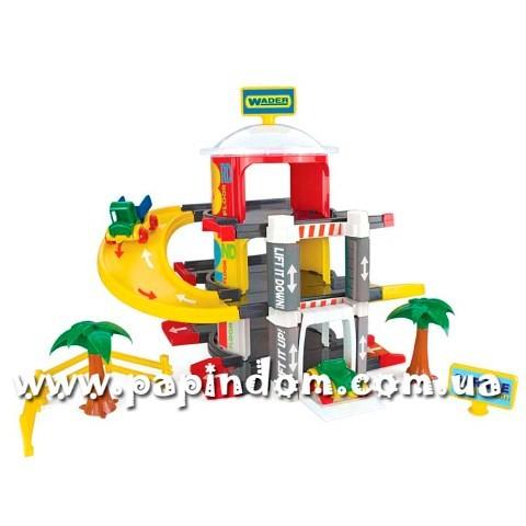 набор Wader 50310 Kid Cars