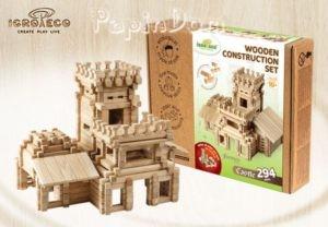 Конструктор из дерева Замок «Castle»