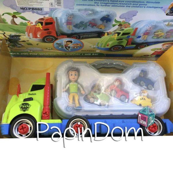 PAW Patrol Трейлер-конструктор