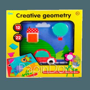 Мозаика Цветная фантазия Занимательная геометрия