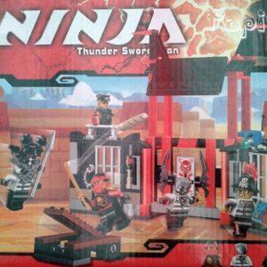 Lego Побег из тюрьмы Криптаниум