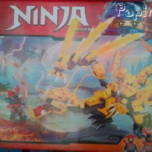 Lego Золотой дракон