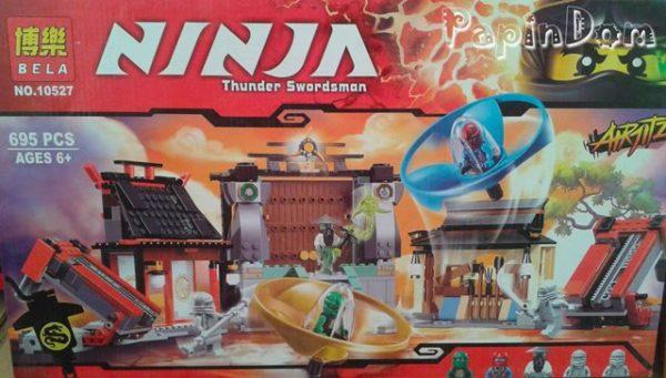 Lego Боевая площадка