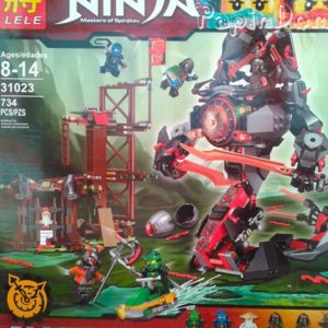 Lego Железные удары судьбы