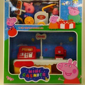 Магазин мороженного-касса Свинки ПепаМагазин мороженного-касса Свинки Пепа