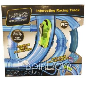 Трубопроводные гонки Rodeo Speed Pipes 20 деталей Chariots