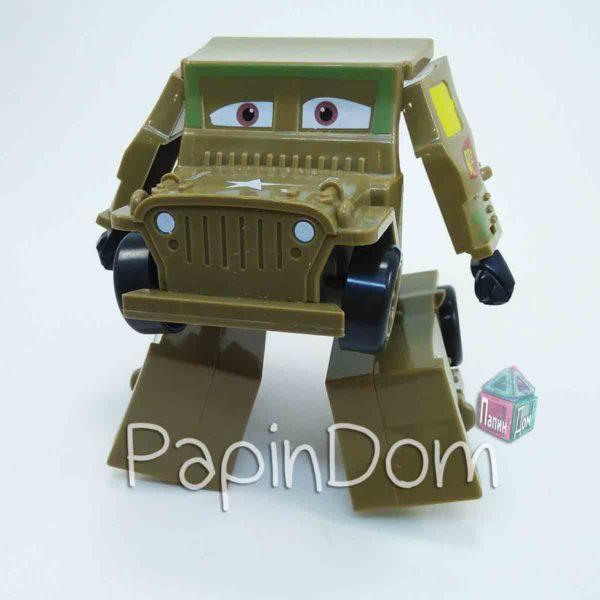Робот-Трансформер Сержант