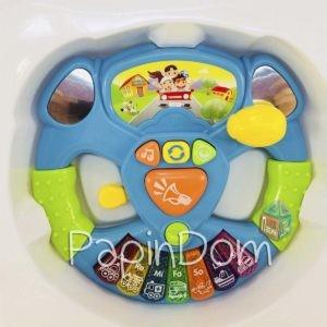 Музыкальная игрушка Руль Е-нотка