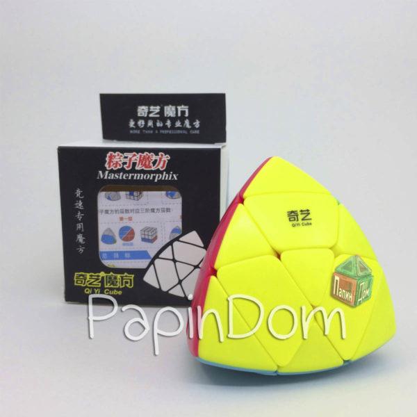 QiYi Cube Mastermorphix Пирамидка