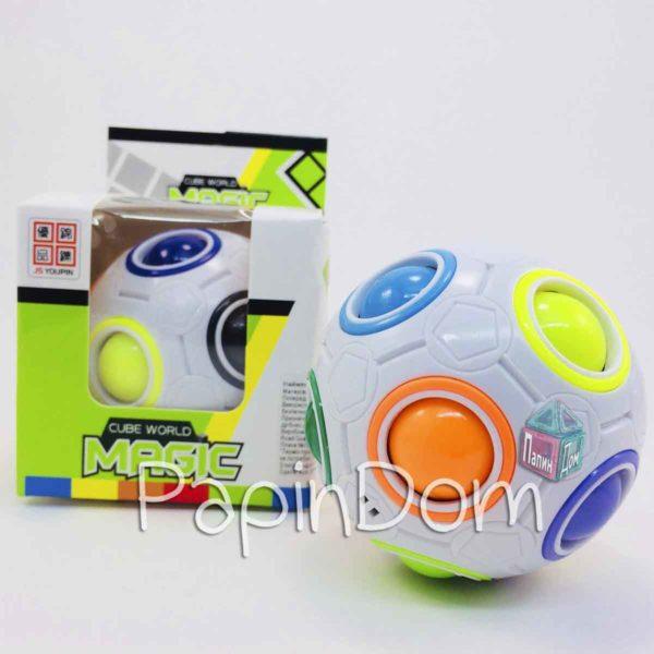 Головоломка Rainbow ball Magic Cube World