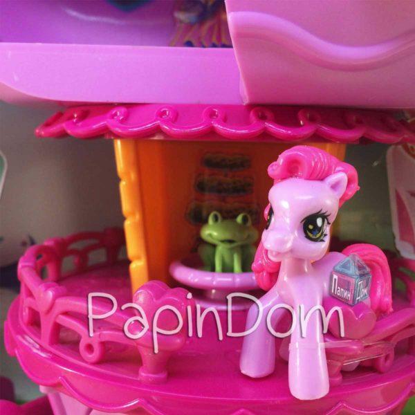 Домик для лошадки Пони