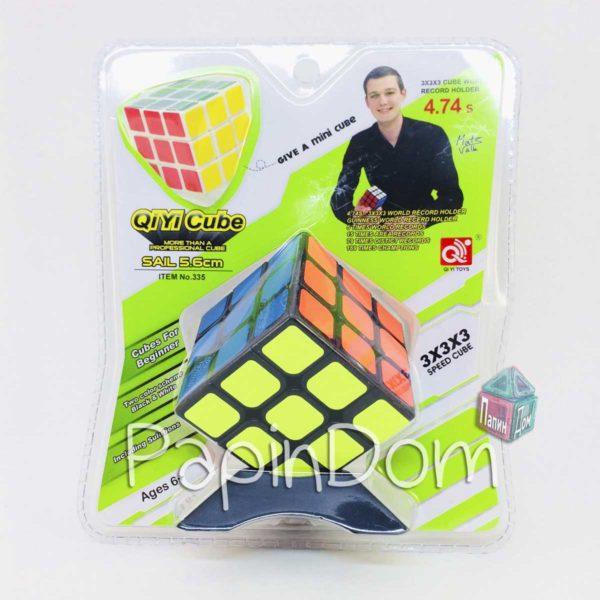 Кубик рубика 3*3*3 Qiyi Cube планшет