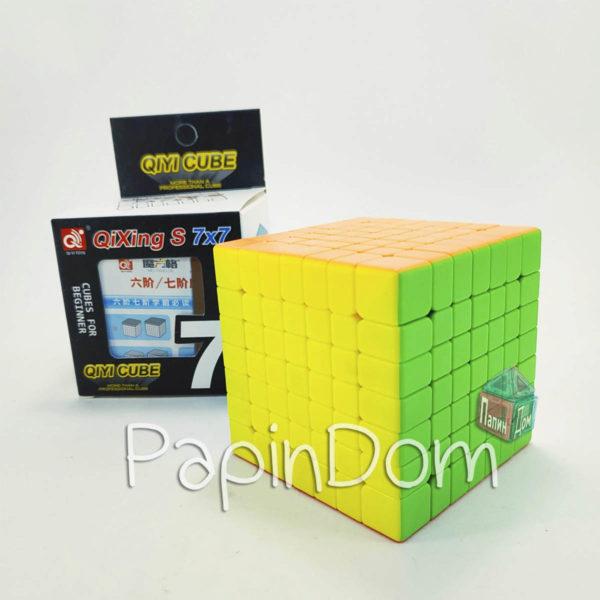 Кубик Рубика 7*7*7 QIYI Cube