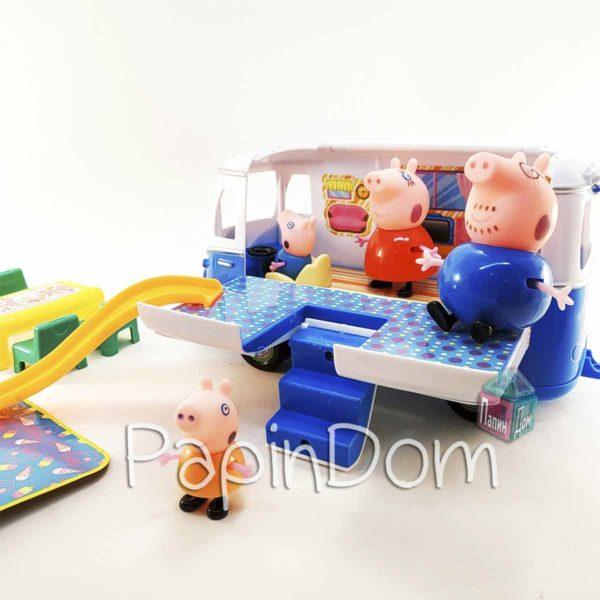 Автобус Свинки Пеппы