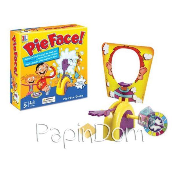 Настольная игра  Pie Face Пирог в лицо 1