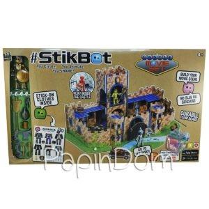 StikBot Анимационная студия Крепость