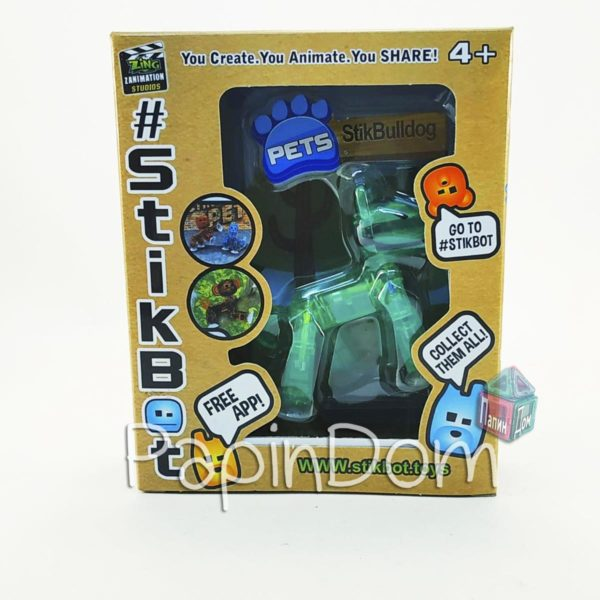 StikBot Петсы