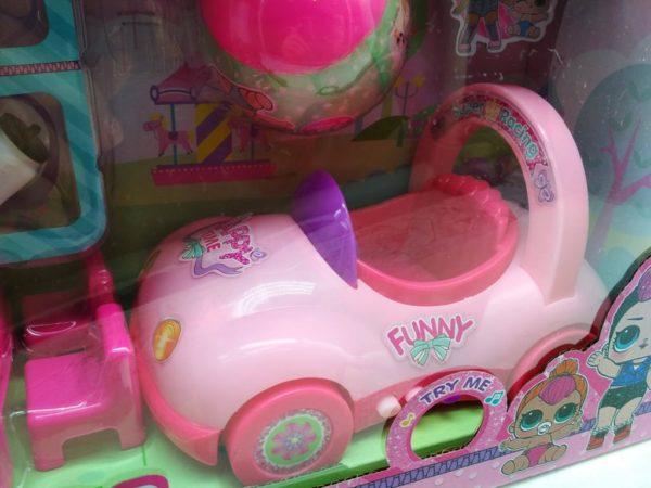 LOL Surprise спортивная машина