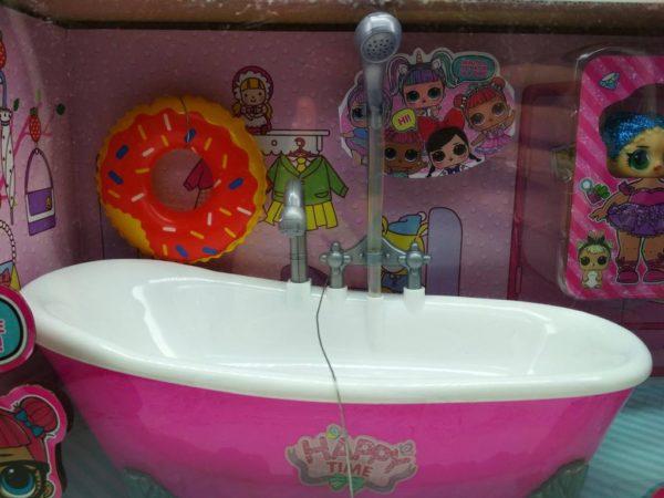 Набор LOL Surprise ванная комната