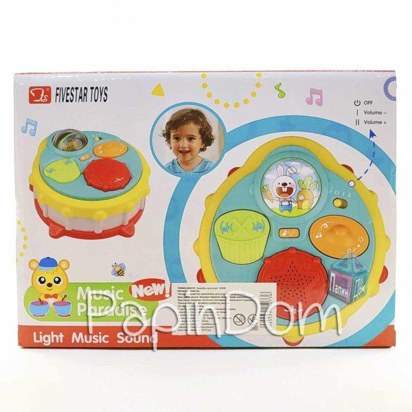 Барабан музыкальный Learning Fun