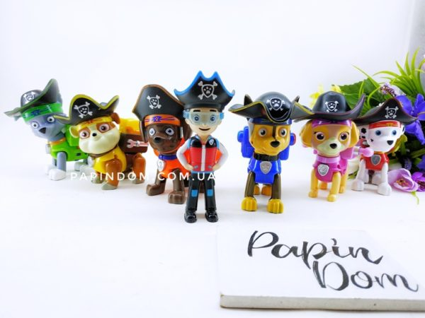 Щенкы пираты