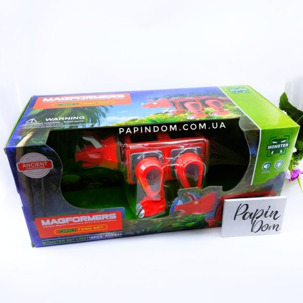 Magformers Dino Cera