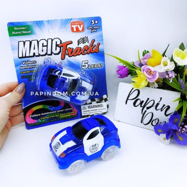Машинка magic tracks Police