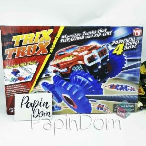 Монстр трак TRIX TRUX (Трикс Тракс)Trix Trux - вездеход-трюкач