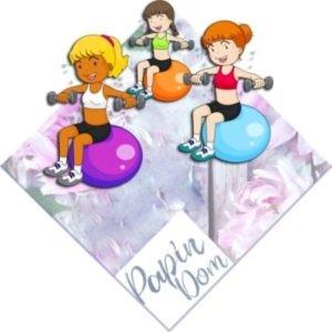 Для фитнеса и спорта, йоги