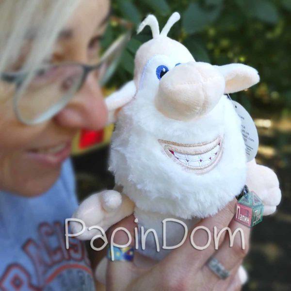 Домовой Буба Booba 20см мягкая игрушка